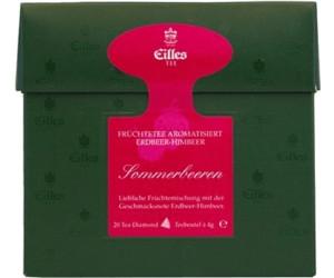 Früchte-Tee EILLES World Luxury Selection Sommerbeeren 20 x 4g