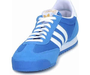 adidas dragon bleu blanc