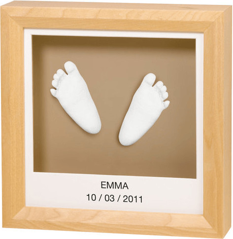 Baby Art Window Sculpture Frame