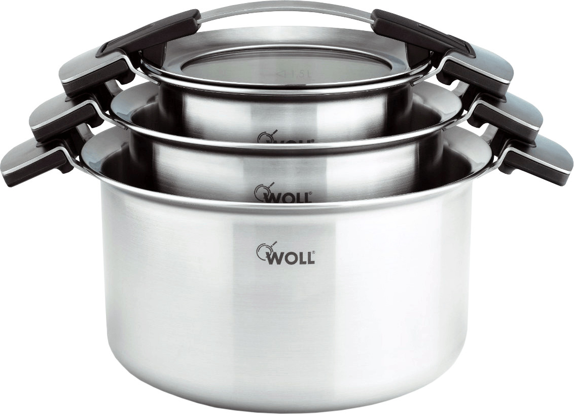 Woll concept Pro Topfset 6tlg.