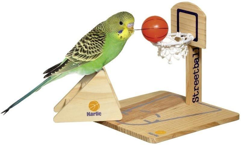 Karlie Vogel-Streetball 20cm