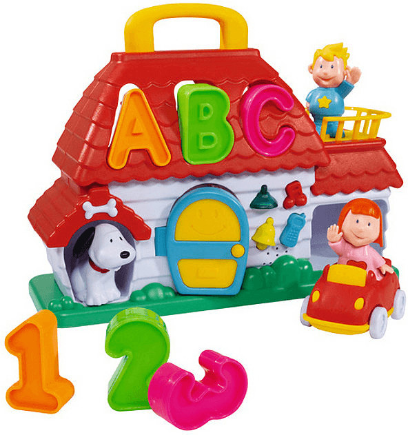 Simba ABC Lern- und Spielhaus
