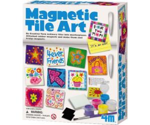 4M Magnetic Tile Art 00-04563