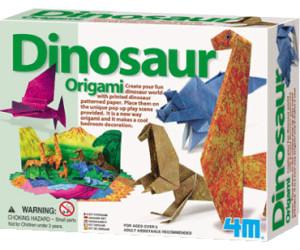 Image of 4M Dinosaur Origami 00-04519