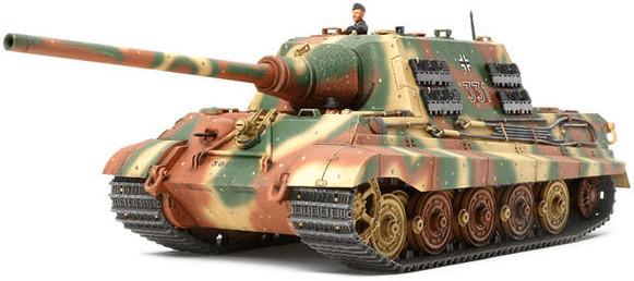Tamiya schwerer deutscher Panzer Jagdtiger (32569)
