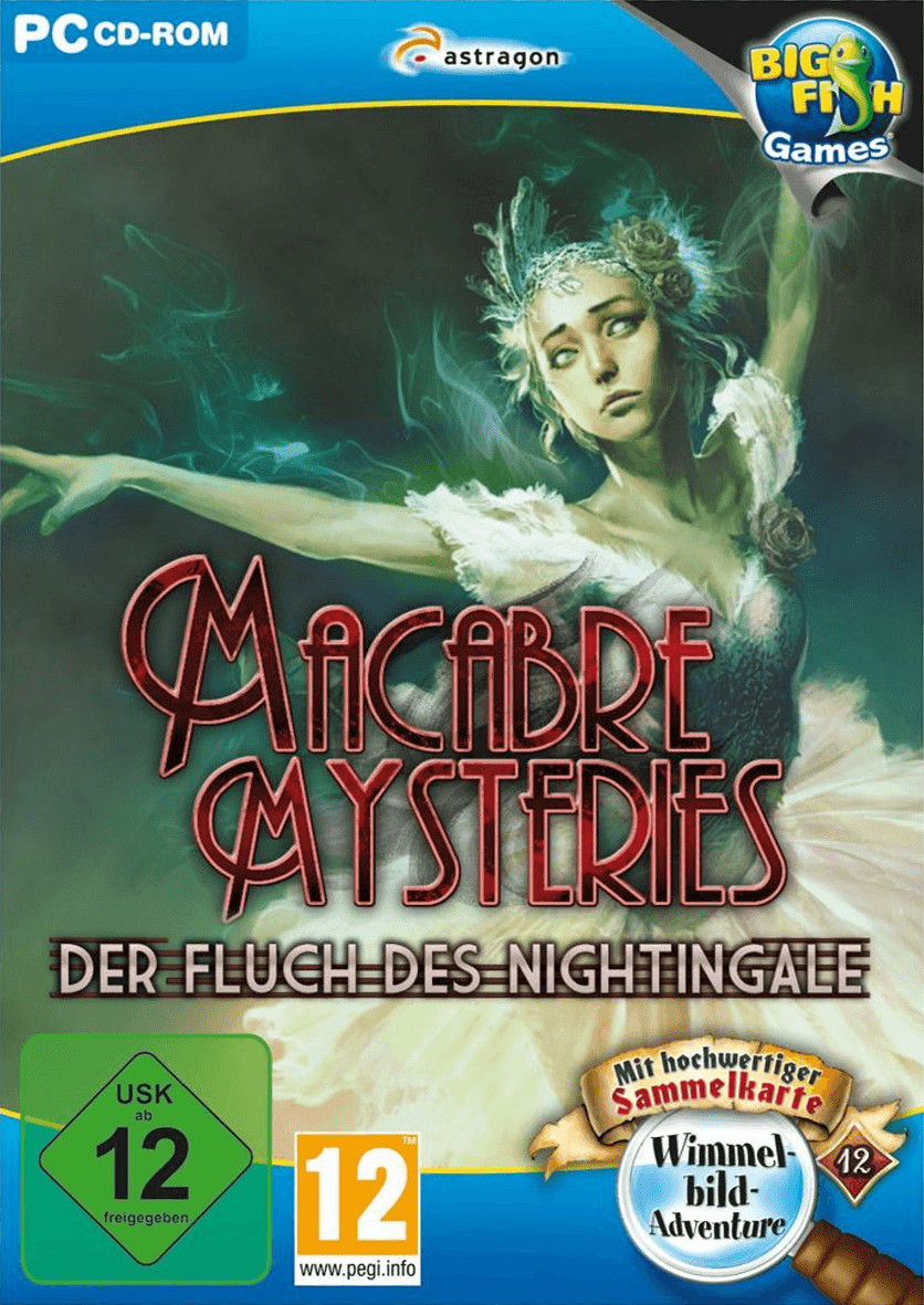 Macabre Mysteries: Der Fluch des Nightigale (PC)