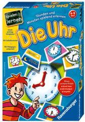 Die Uhr Lernspiel