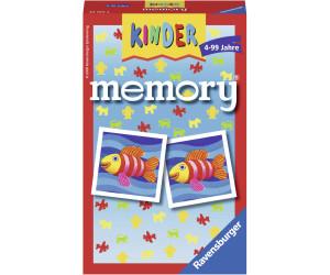 Toys//Spielzeug NEW Tierkinder Memory Ravensburger 21275