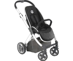 Image of BabyStyle Oyster Satin Black
