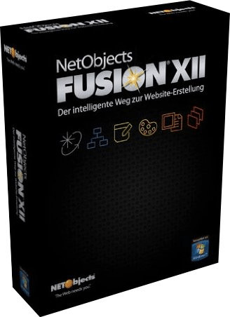 NetObjects Fusion 12 (DE) (Win)