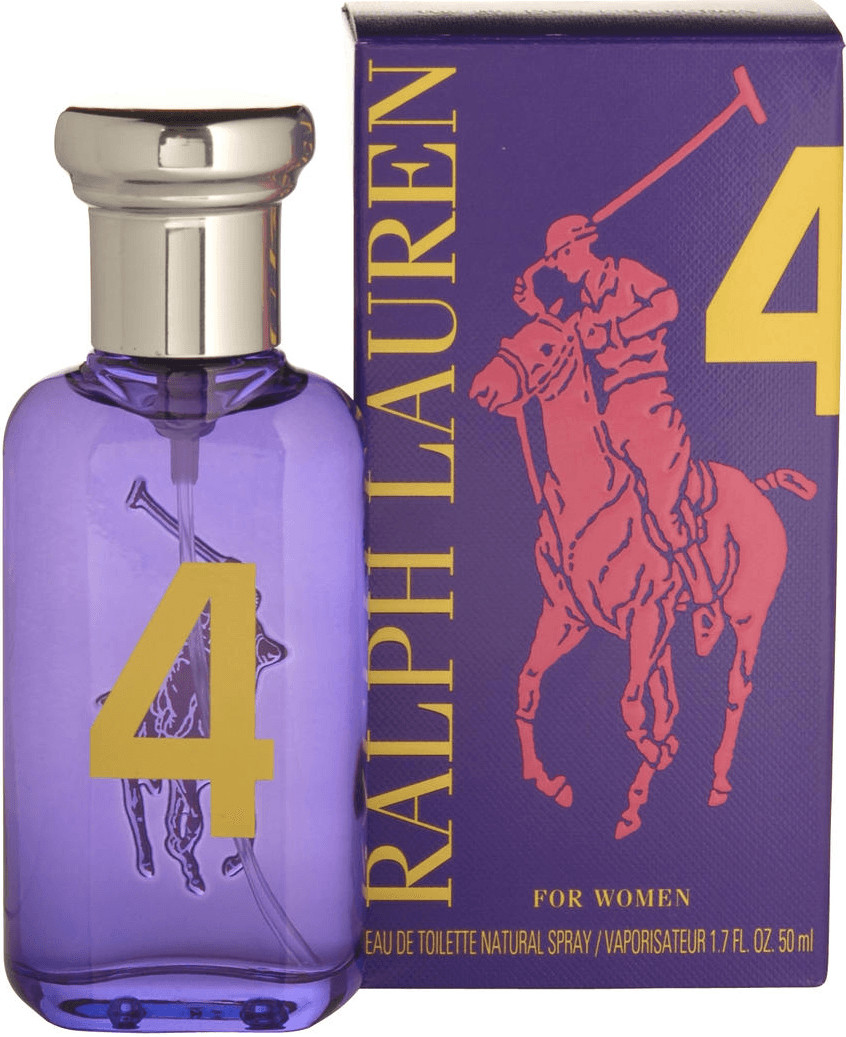 Ralph Lauren The Big Pony Collection 4 Woman Ea...