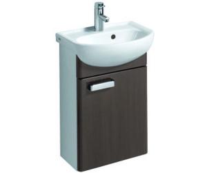 keramag renova nr 1 handwaschbecken unterschrank wenge 880047000 ab 188 89 preisvergleich. Black Bedroom Furniture Sets. Home Design Ideas