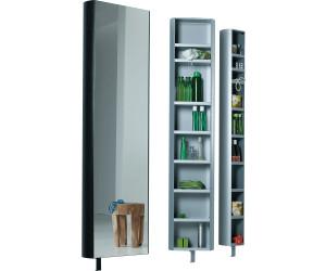 jan kurtz spiegeldrehschrank schmal ab 203 99. Black Bedroom Furniture Sets. Home Design Ideas