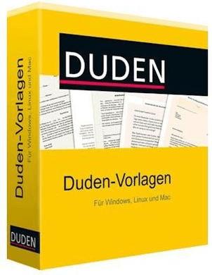 Duden Vorlagensammlung Bewerbung PLUS (DE) (Win...