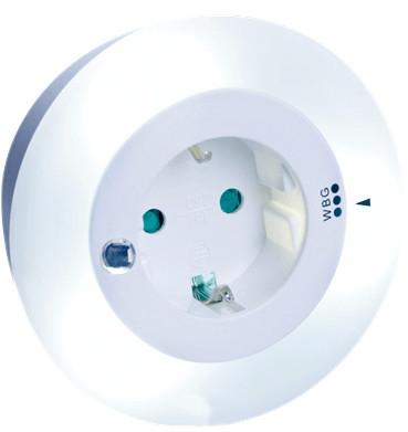 REV-Ritter LED-Nachtlicht 3 Farben