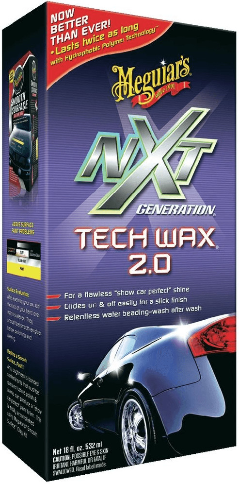 Meguiars NXT Tech Wax 2.0 U (532 ml)