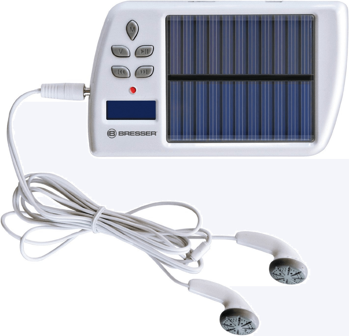 Bresser MP3 Solar Charger FM