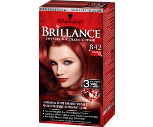 Rote haarfarbe packung