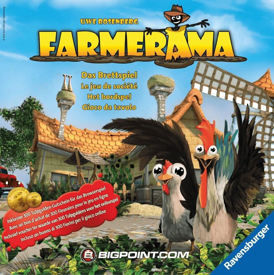 Ravensburger Farmerama - Das Brettspiel