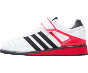 Adidas Power Perfect 2 footwear white/core black/radiant red ab 34 ...