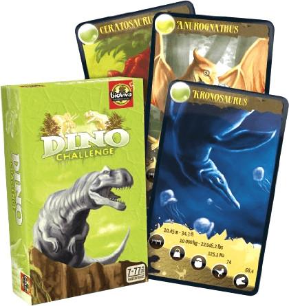 Bioviva Dino Challenge grün
