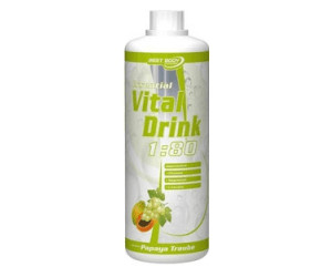 Best Body Nutrition Essential Vital Drink 1000ml