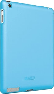 Image of iLuv Smart Back Cover iPad 2 blue