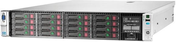 Hewlett-Packard HP ProLiant DL380p Gen8 Base (6...