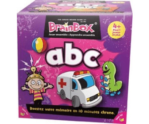 Image of Asmodée Brain Box ABC (French)