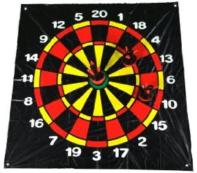 BuitenSpeel Boden-Dartspiel