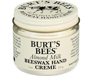 Burt's Bees Almond Milk Beeswax Hand Cream (55 g)