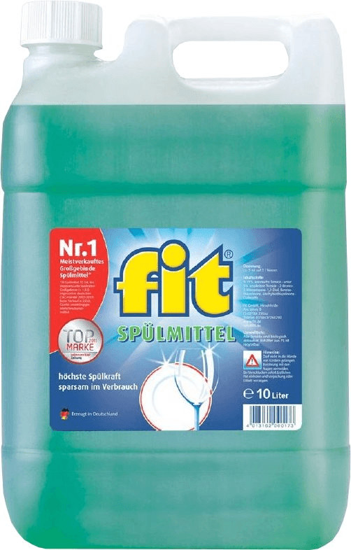 Fit Spülmittel (10 L)