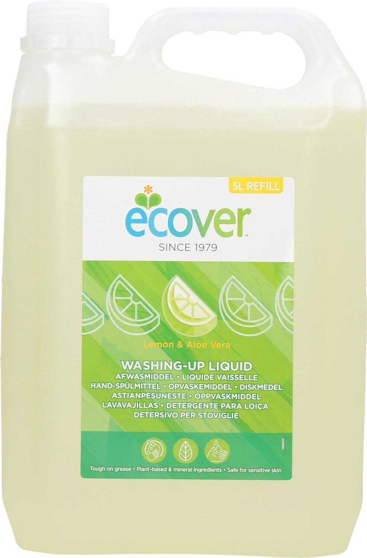 Ecover Geschirrspülmittel Zitrone-Aloe Vera (5l)