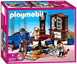 Playmobil Puppenhaus Romantisches Wohnzimmer (5...