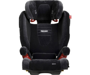 recaro monza nova 2 seatfix black au meilleur prix sur. Black Bedroom Furniture Sets. Home Design Ideas