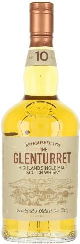 Glenturret 10 Jahre 0,7l 40%