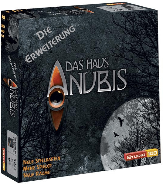 Studio 100 Das Haus Anubis - Die Erweiterung