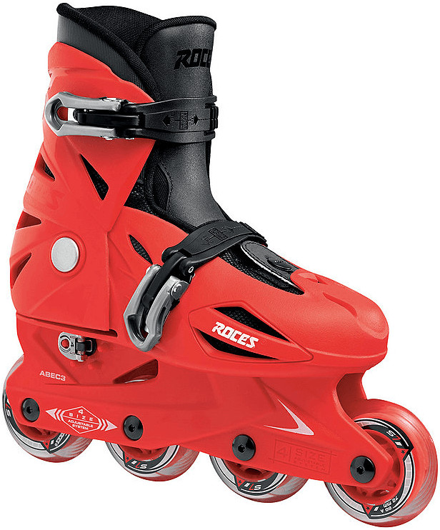 Roces Orlando III sport red