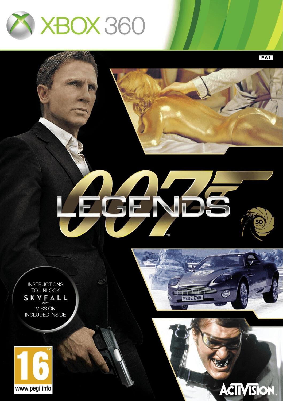 Image of 007: Legends (Xbox 360)