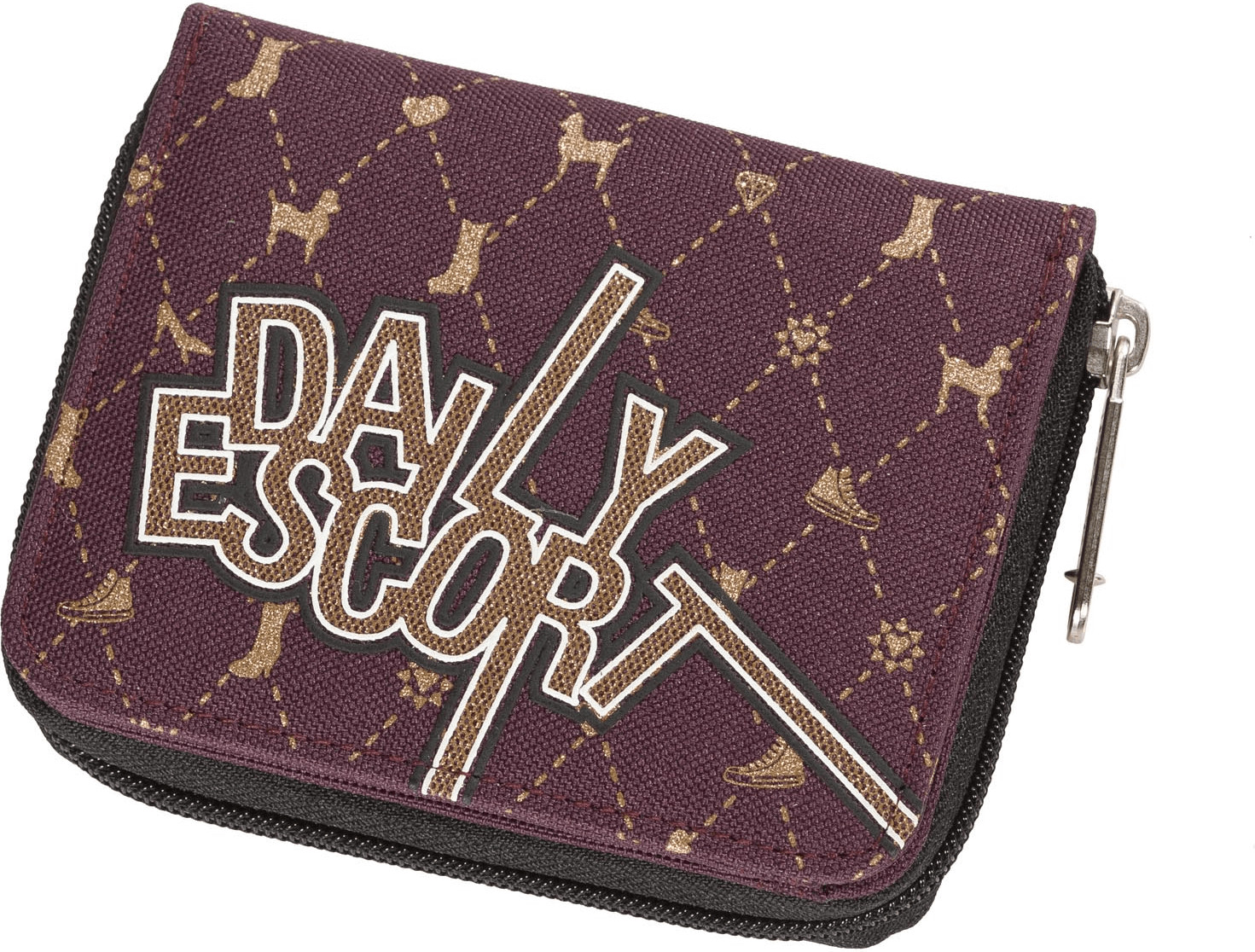 4YOU Basic Zipper Wallet daily escort