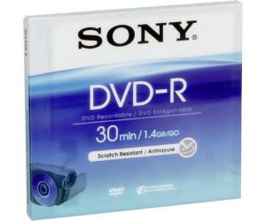 Buy Sony DVD-R Mini 1,4GB 30min 2x 1pk Jewel Case from £1.82 ... e5b8010efb29