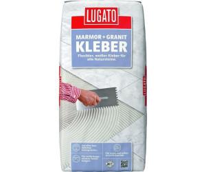 Lugato Kleber Marmor + Granit, weiss 20kg