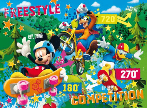 Clementoni Mickey Mouse Club House - Free Style...