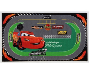 ABC Italia Kinderteppich Cars Racing Rug 100 x 170 cm