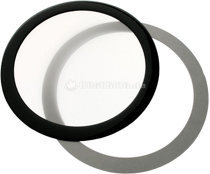 Image of Demciflex Round Dust Filter 120mm