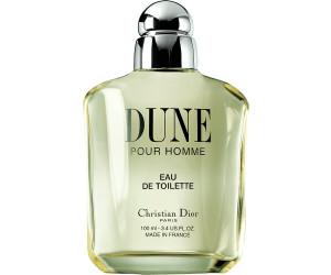 cb054f51f3ab Dior Dune pour Homme Eau de Toilette au meilleur prix sur idealo.fr