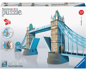 Buy Ravensburger Tower Bridge Building 216 Piece from £27 99