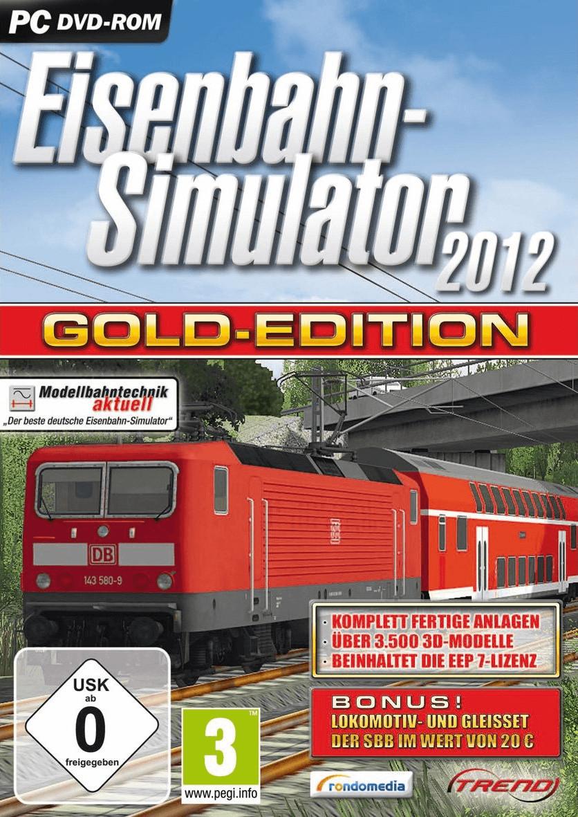 Eisenbahn-Simulator 2012: Gold Edition (PC)