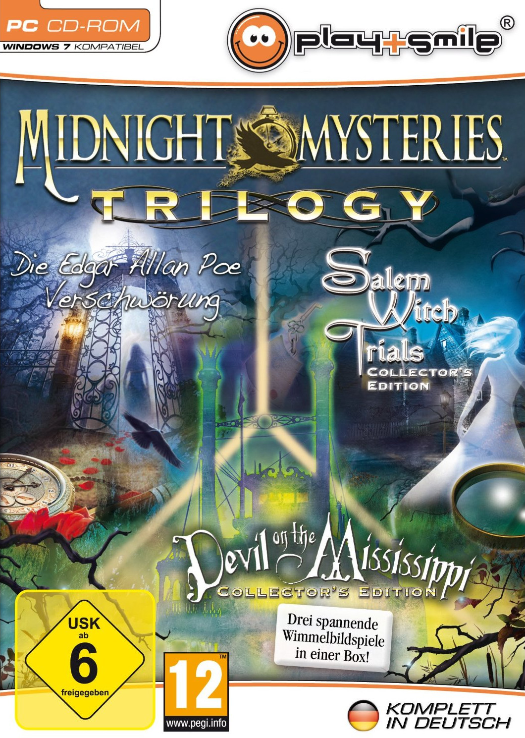 Midnight Mysteries: Trilogy (PC)