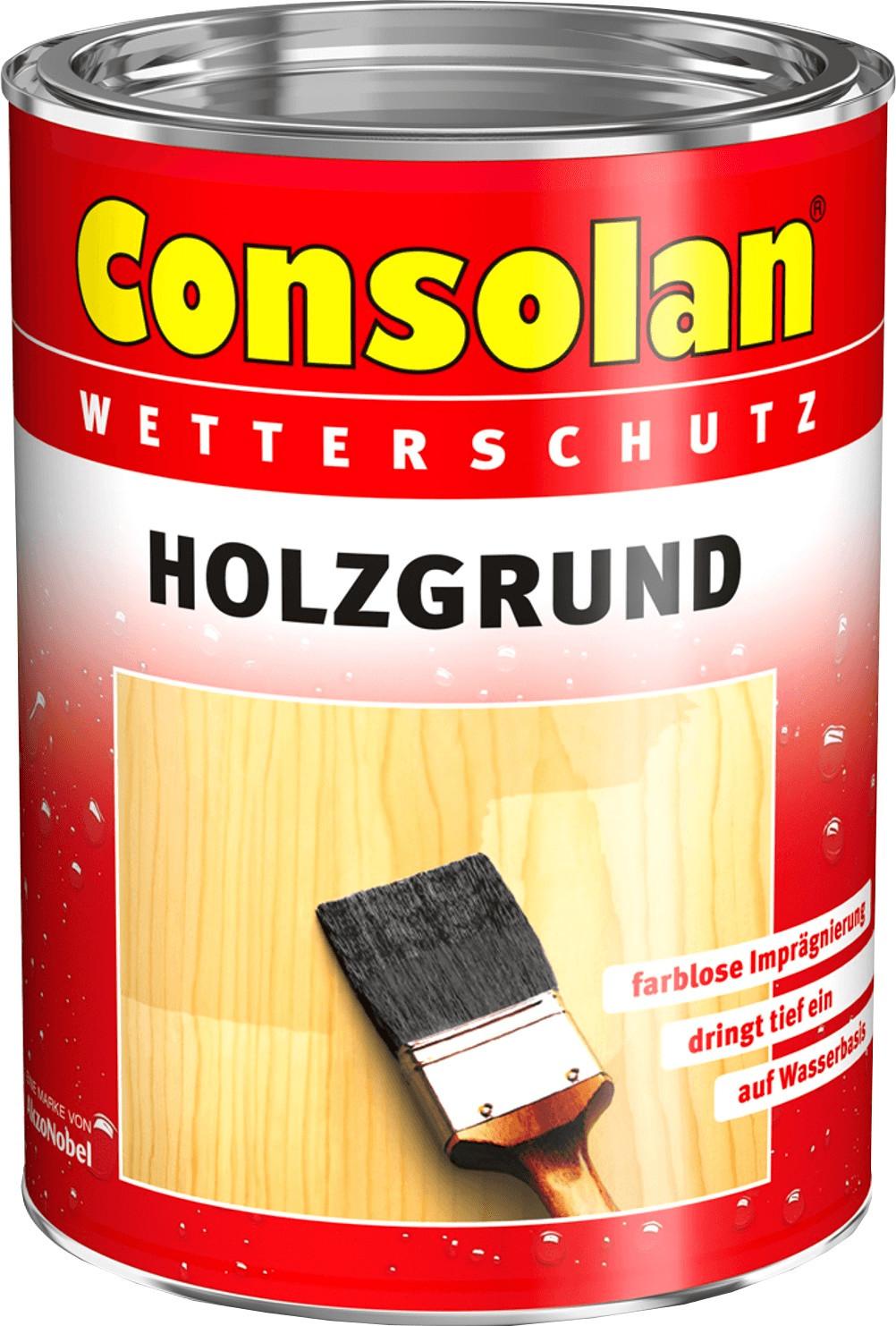 Consolan Holzgrund 2,5 l
